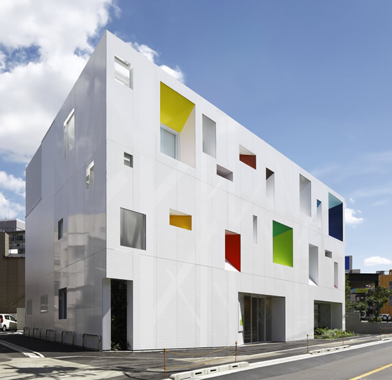 Sugamo Shinkin Bank - Emmanuelle Moureaux Architecture + Design