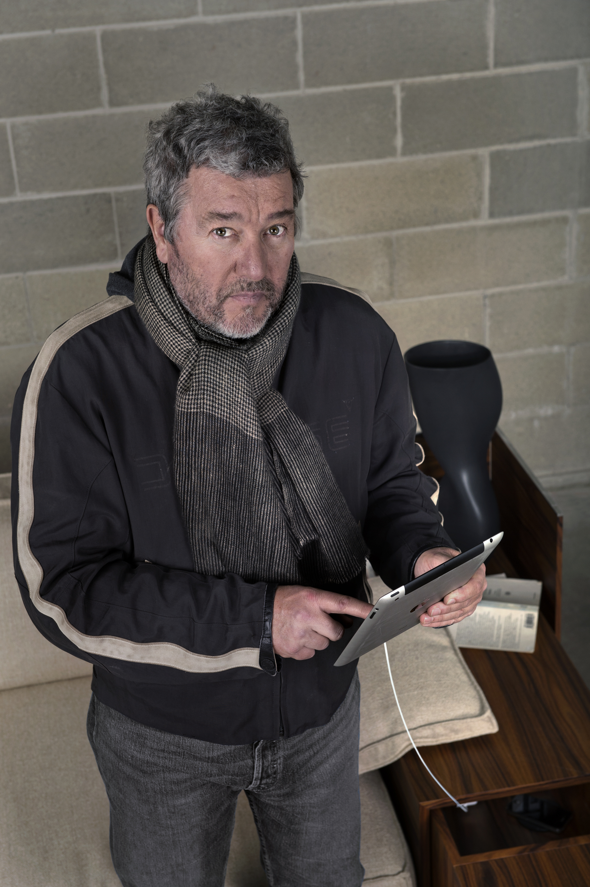 CASSINA Philippe Starck with MyWorld_portrait