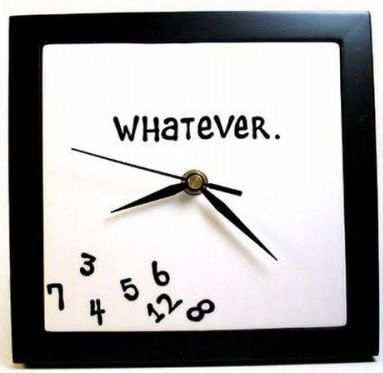 whatever-clock-funny
