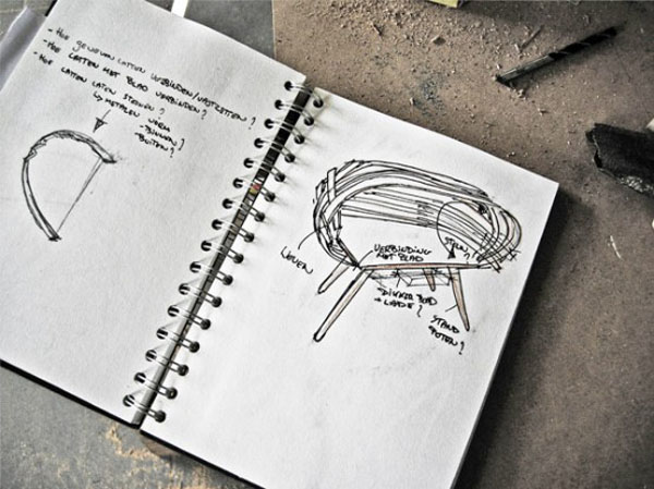 Creative-planning-desk-furniture-2012-unique-concepts-by-Bram-Vanderbeke