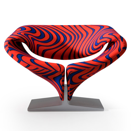 Pierre_Paulin_Ribbon_Chair_Artifort_3