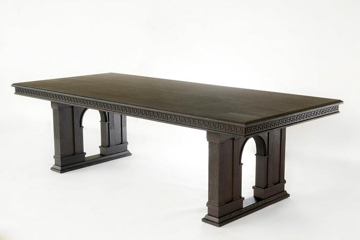 Via Ges+¦ dining table