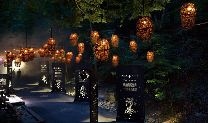 moment-factory-enchanted-forest-designboom-01