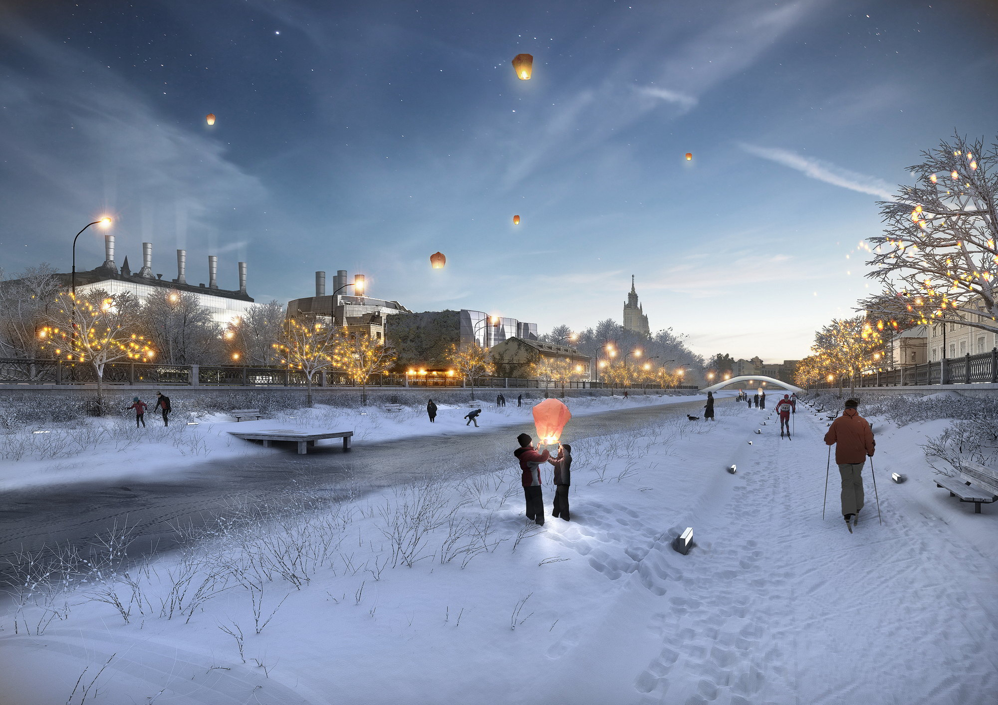 5489a1dbe58ecec5720000cb_project-meganom-wins-contest-to-transform-moscow-riverfront_moscow_river_winter