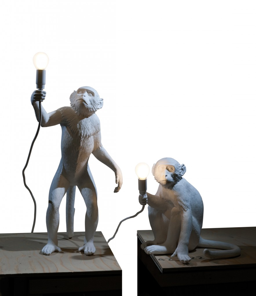 Monkey Lamp - Seletti
