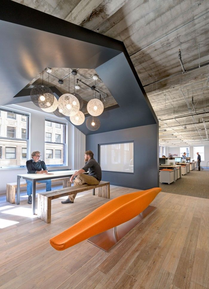 M Moser Associates San Francisco Offices