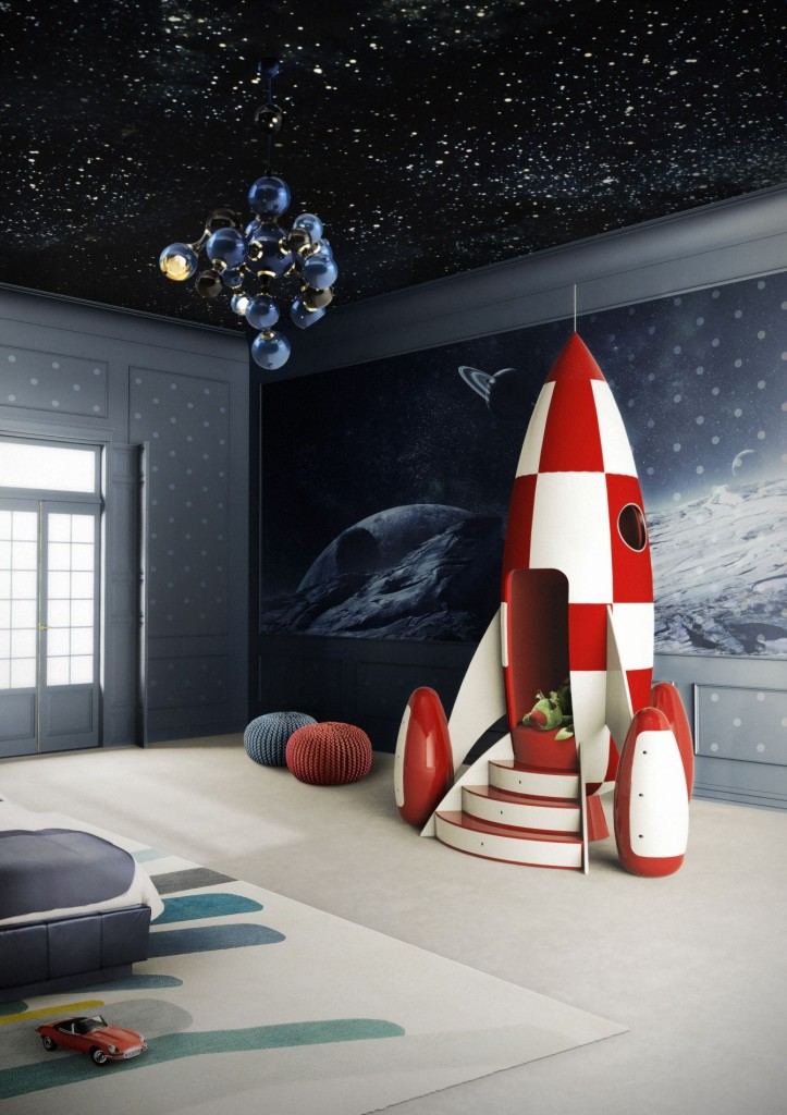 Zabawki w rozmiarze xxl archemon architektura design for Outer space childrens decor