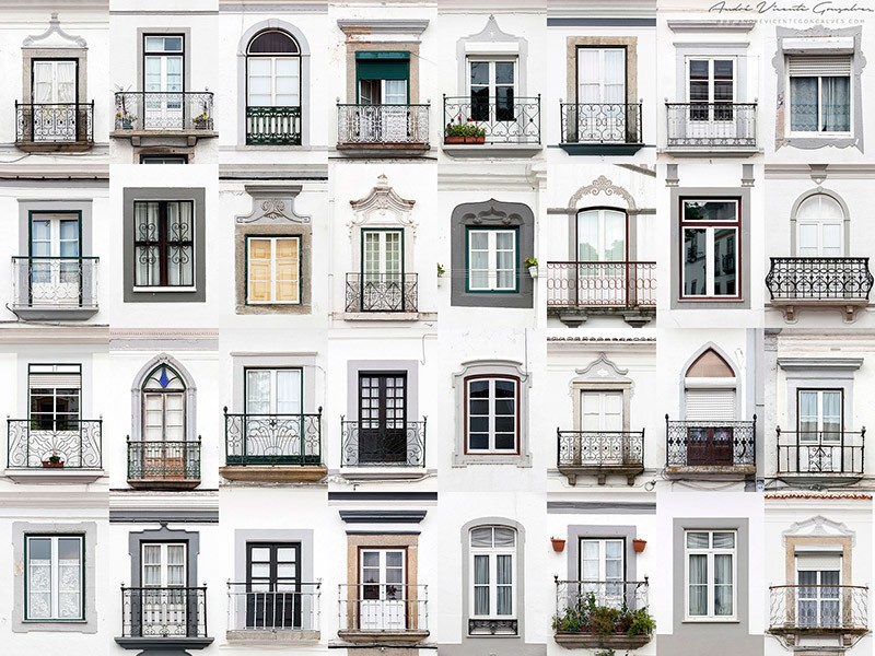 Windows of the World - Montemor-o-Novo, Portugal