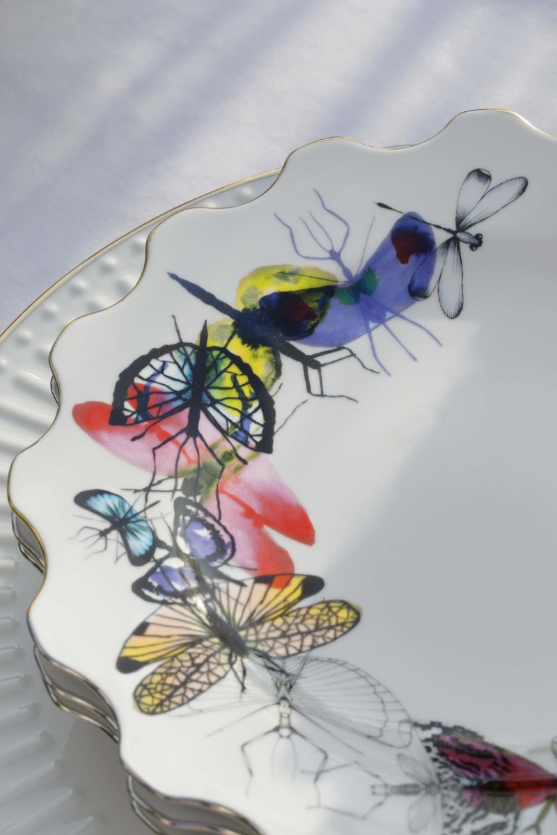 Christian Lacroix Arts de la table - Caribe collection by Neil Bicknell 11