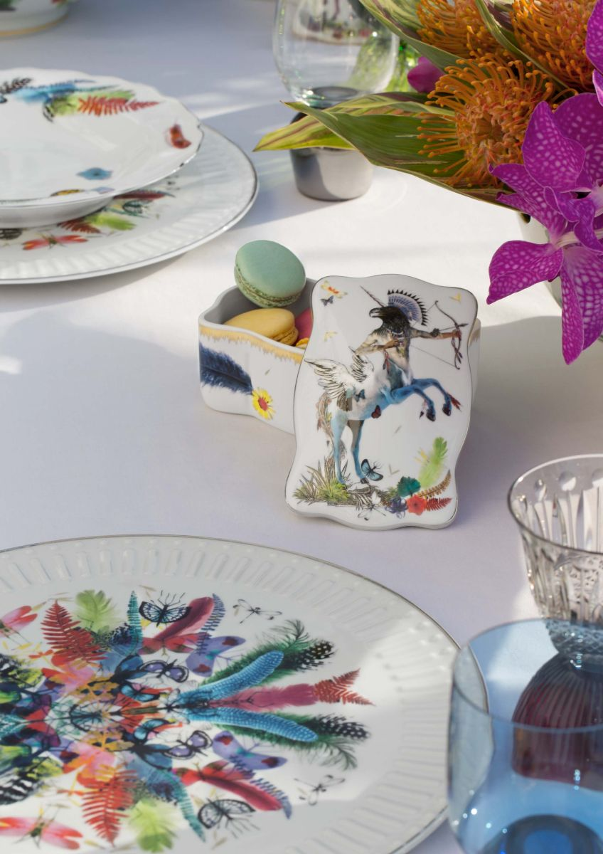 Christian Lacroix Arts de la table - Caribe collection by Neil Bicknell 6