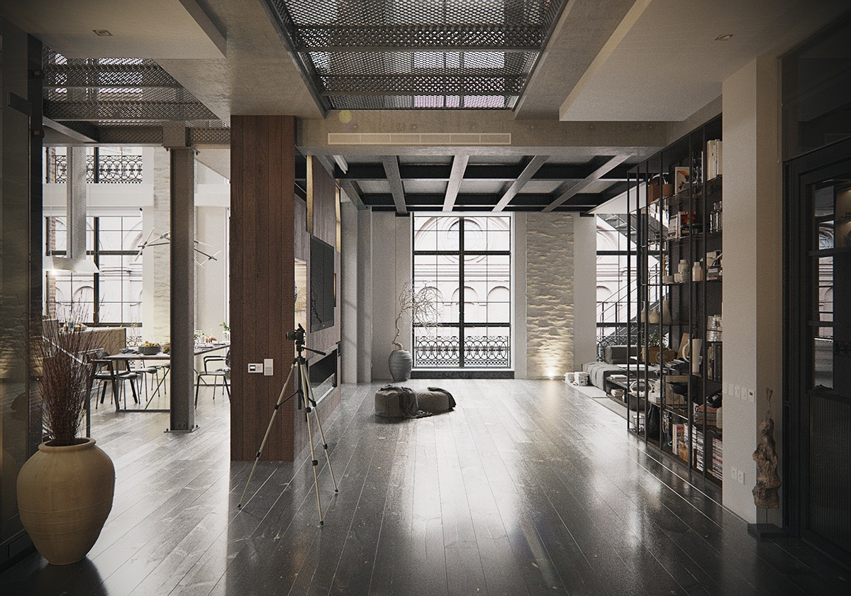 New-York-City-Loft-Chic