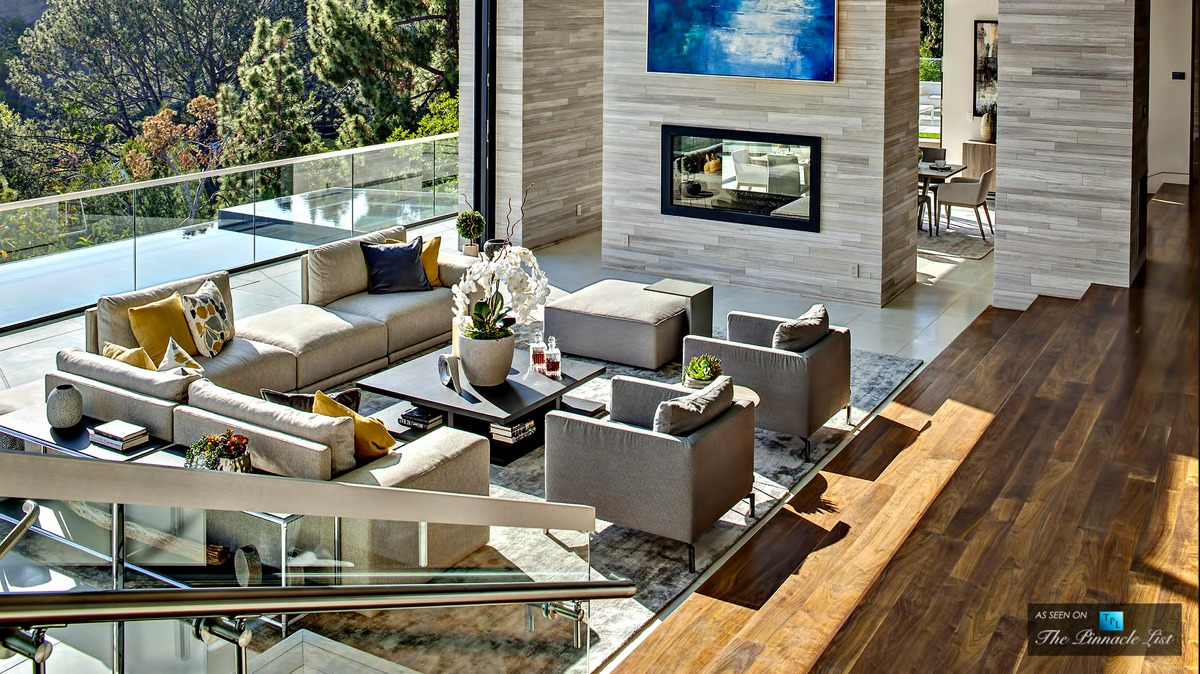 Open-living-space-Hollywood-Hills-Home