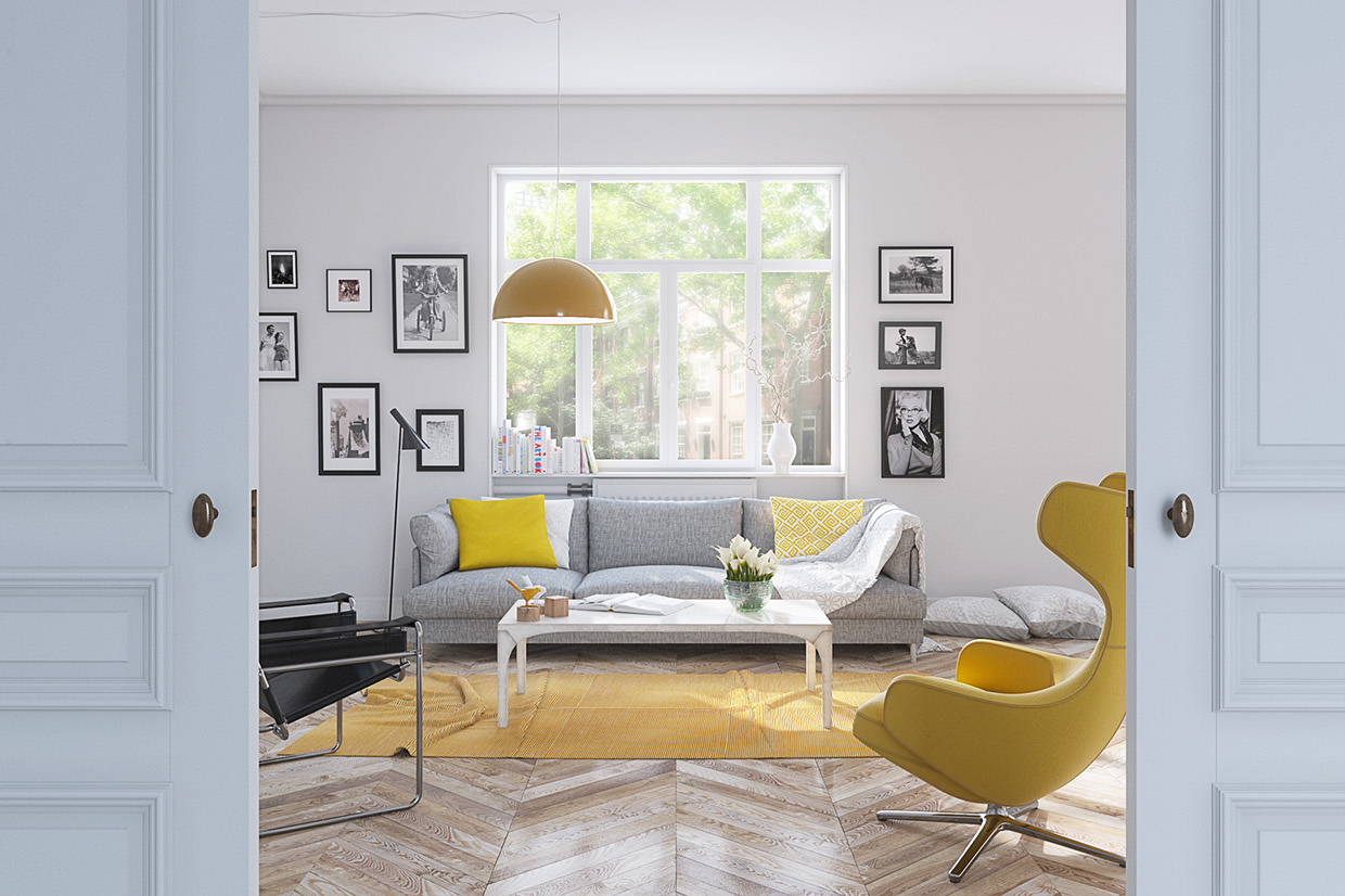 light-yellow-living-room