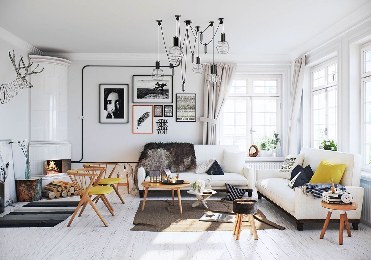 yellow-scandinavian-decor
